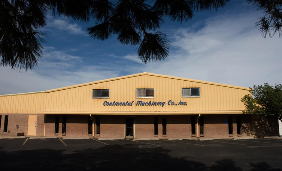 Continental Machining Co., Inc. Albuquerque NM location