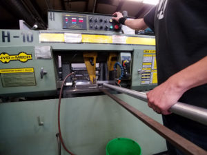 Continental Machining cutting material