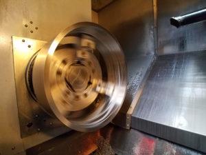 Continental Machining Co. machining