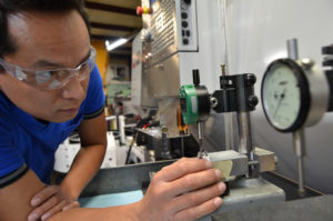 Continental Machining process inspection