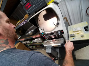 Continental Machining inspection